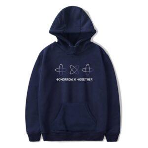 tomorrow x together hoodie