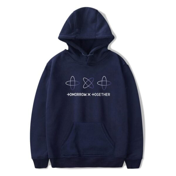 tomorrow x together hoodie