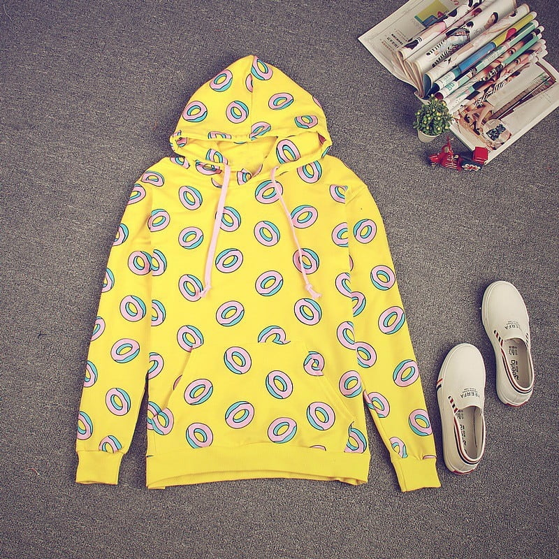 Got7 mark hoodie outerwear