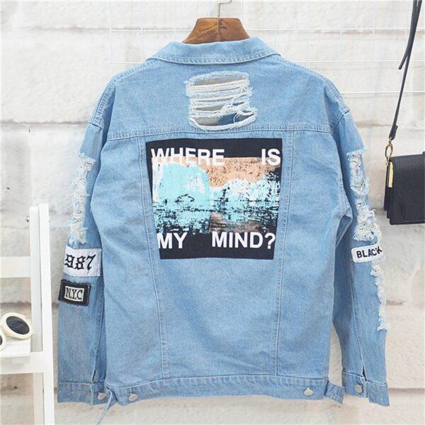 kpop where is mind jacket