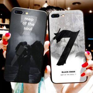 BTS Classic Phone Case For iPhone