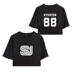 Super Junior Cropped T-Shirts