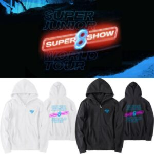 Super Junior Concert Sweatshirts