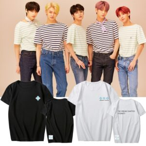 TXT Short Sleeve T-Shirts