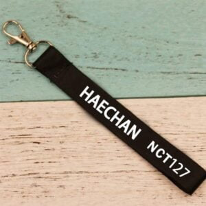 NCT 127 Idol Keychains