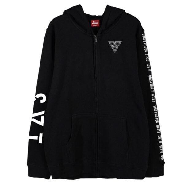 Seventeen Concert Zipper Hoodies