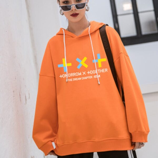 TXT Dream Chapter Pullover Hoodies