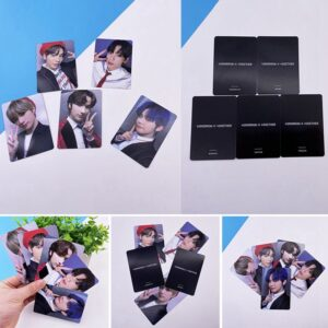 TXT Photo Cards with Autographs