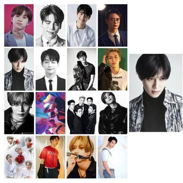 Shinee Photo Cards HD