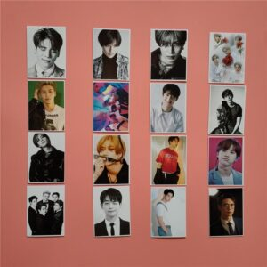 Shinee Photo Cards Collection