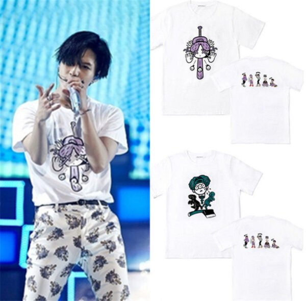 Shinee Idol Special T-Shirts