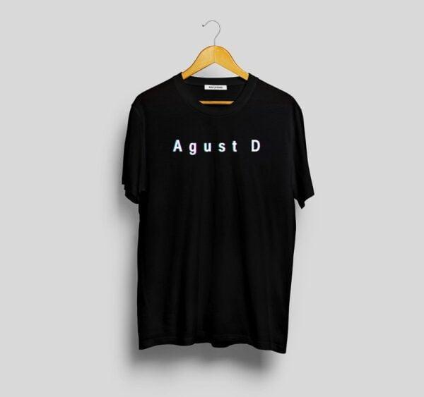 BTS Agust D T-shirt