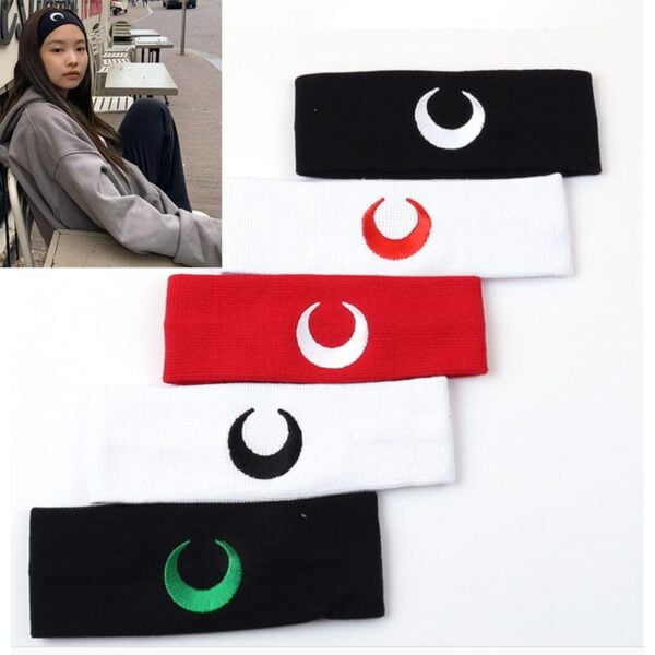 BLACKPINK Elastic Hairband for Yoga