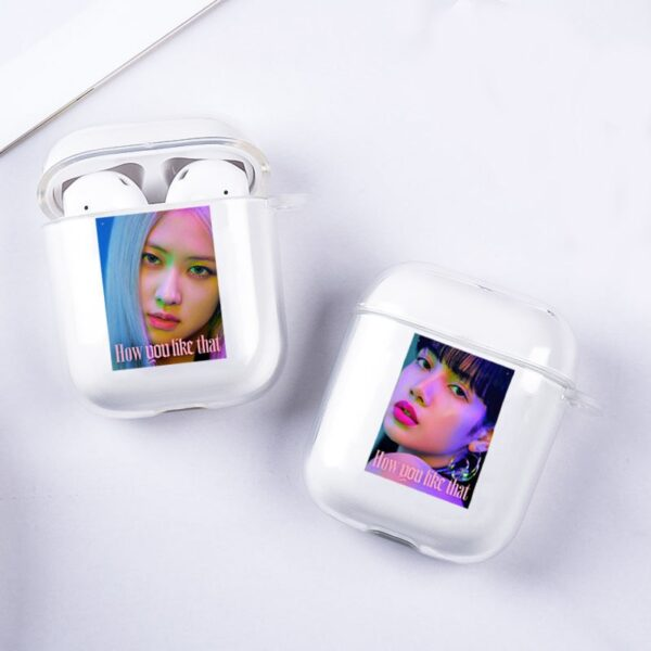 BLACKPINK Earphone Cover and Airpods Case