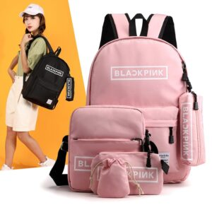 BLACKPINK Backpacks for School and College
