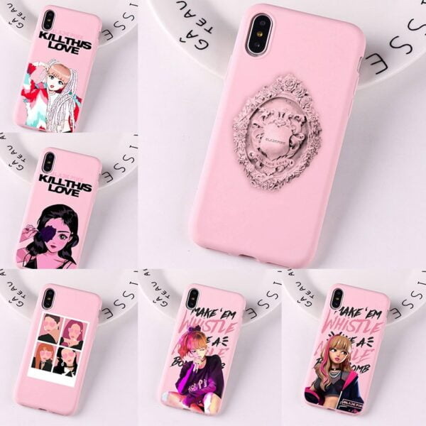 BlackPink Phone Case for iPhone