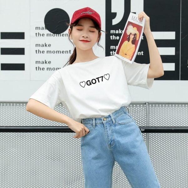 GOT7 T Summer Shirts