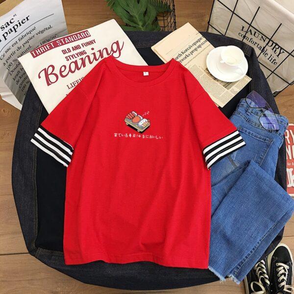 Kpop Summer Harajuku T-Shirts