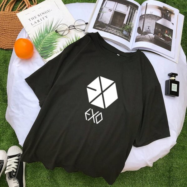 EXO T-Shirt Summer Top