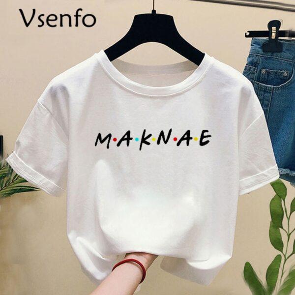 Kpop Fandom Maknae T Shirt