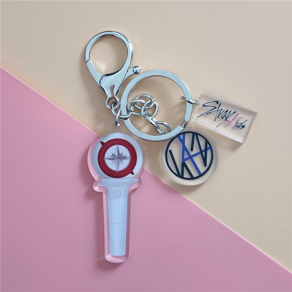 Stray Kids Keychain Mini Light stick