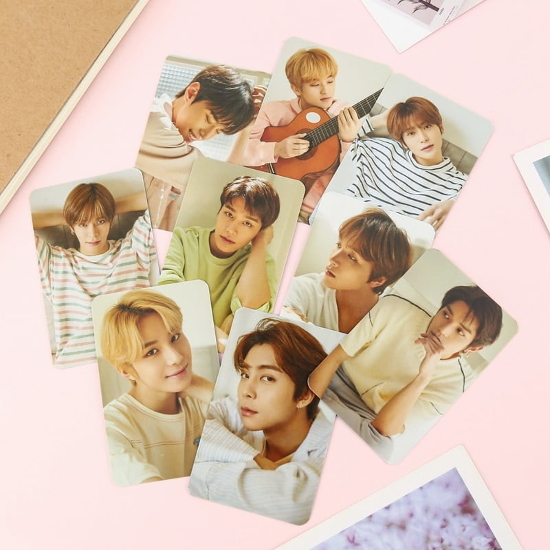 NCT 127 Photo Cards