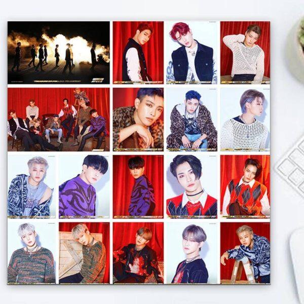 ATEEZ Photo Cards HD