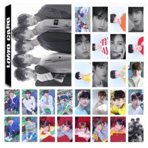 TXT Photo Cards Set