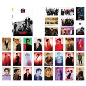 EXO Photo Cards HD Collection