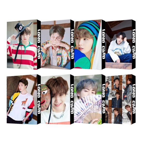Bangtan Boys Photo Cards new