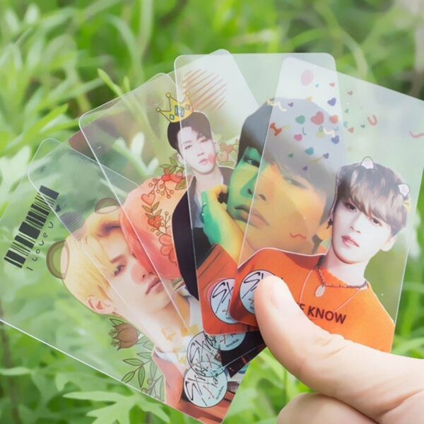 Kpop Photo Cards collection