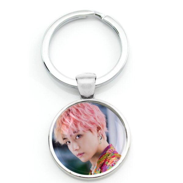 BTS Army Bomb Key Chains