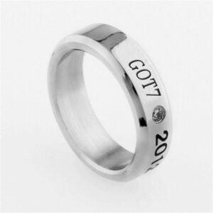 GOT7 Jewelry Rings