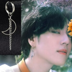 BTS Jin Earrings