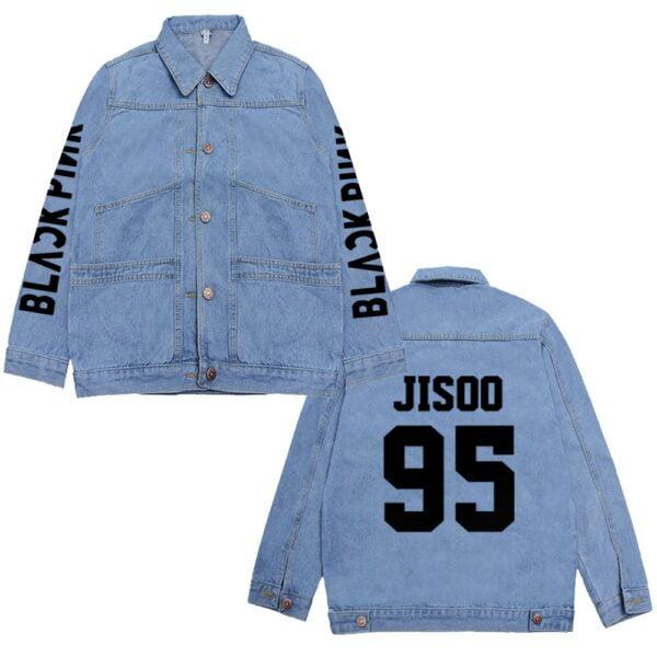 blackpink denim jacket