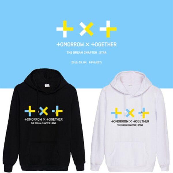 txt concert hoodies