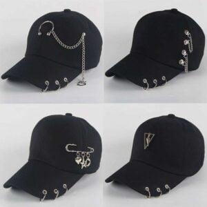 bts stud caps
