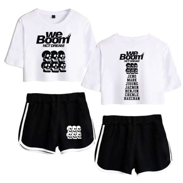 NCT DREAM T-Shirt and Shorts