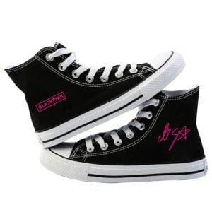 Blackpink Canvas Shoes