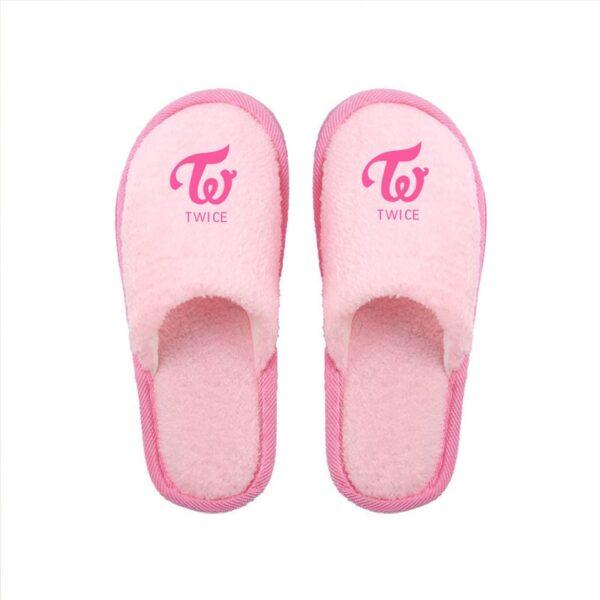 Kpop Winter Flip Flops
