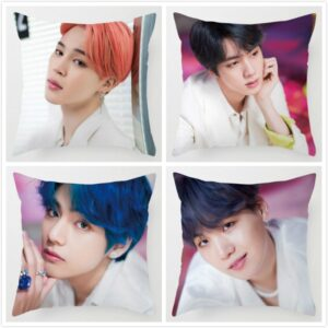 Bangtan Boys Cushion Covers