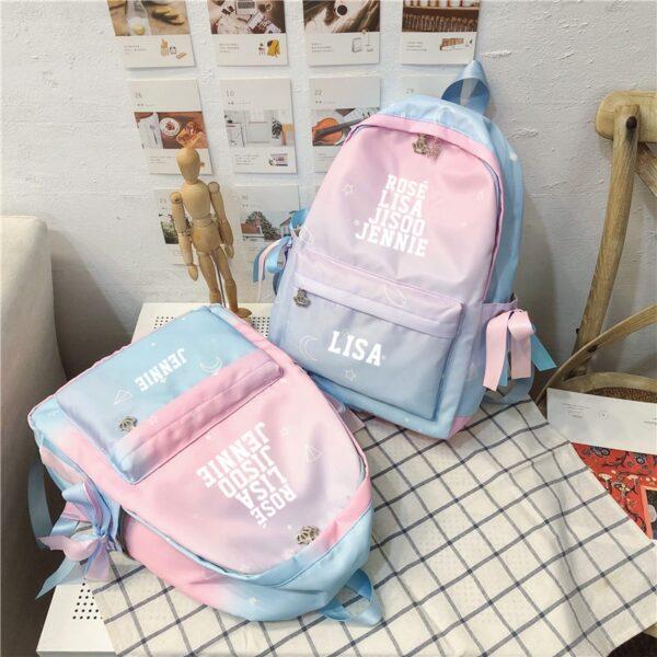 Blackpink Idol Backpacks