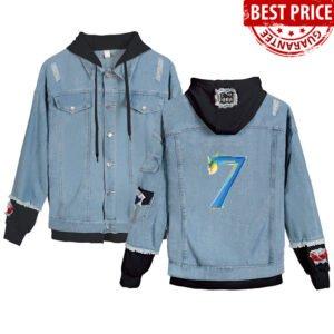 bangtan boys denim jackets
