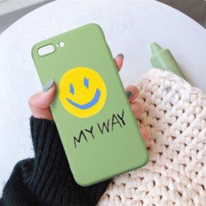 BTS kawaii phone case for iPhones